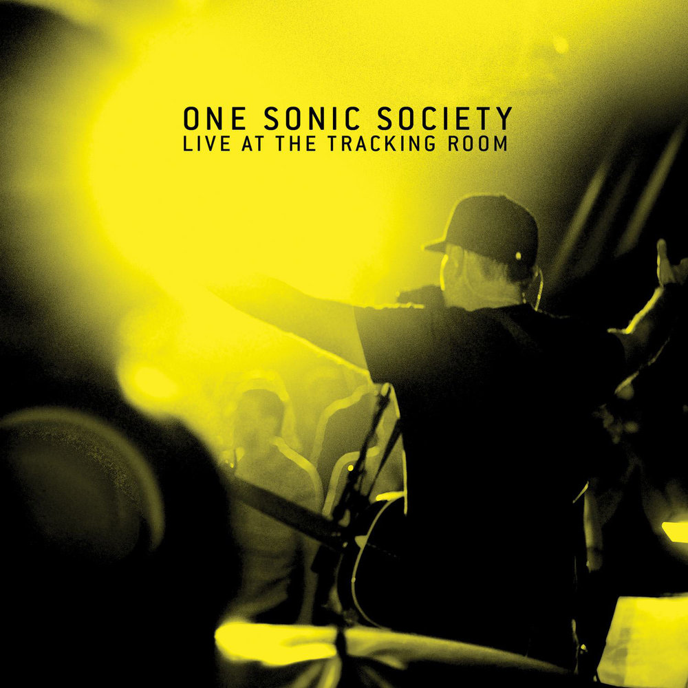 one sonic society live at the tracking room percussion, glockenspiel, gang vocals