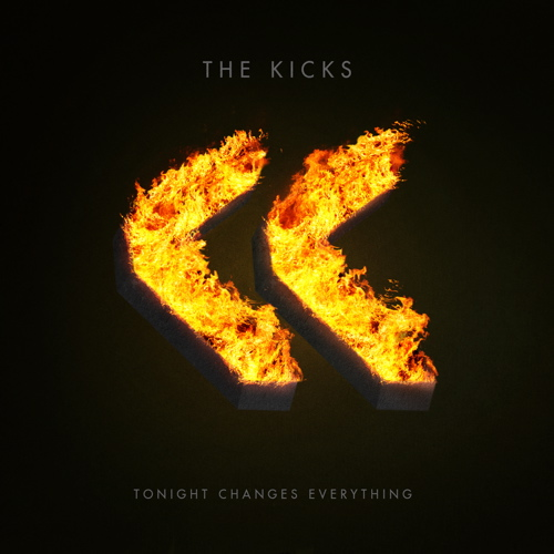 the kicks tonight changes everything percussion, hammond organ