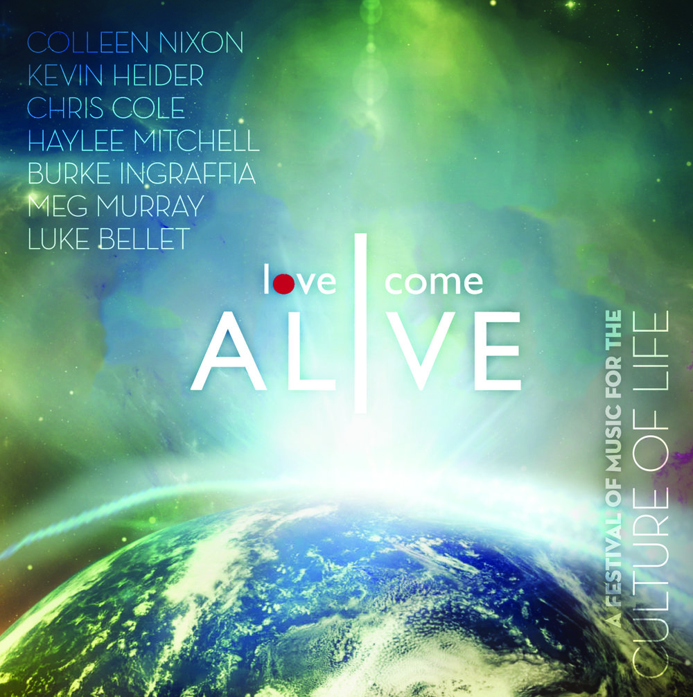 mysterium (various artists) love come alive piano, organ, rhodes, melodica, percussion