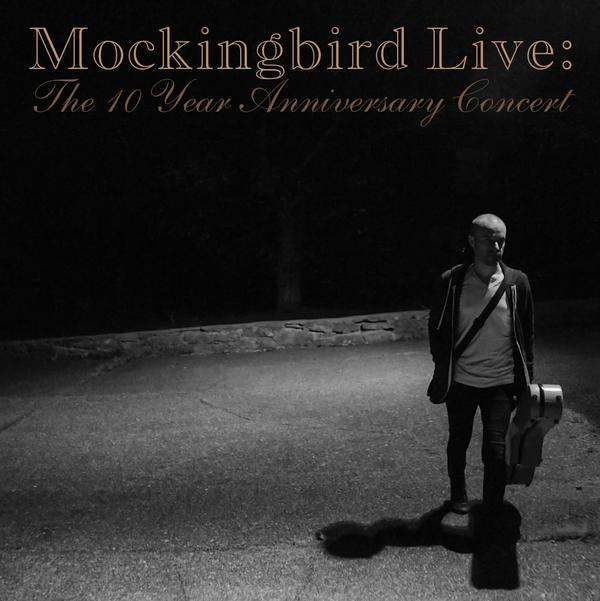 derek webb mockingbird live: the 10-YEAR anniversary concert piano, background vocals