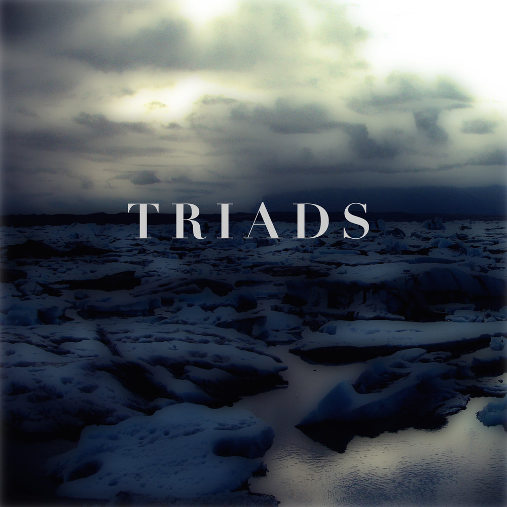 triads triads producer, engineer, mixer, mastering, composer, artwork, drums, percussion, programming, bass, electric guitar, acoustic guitar, high-strung acoustic guitar, classical guitar, piano, rhodes, organ, synths, glockenspiel, marimbaphone, wine glasses