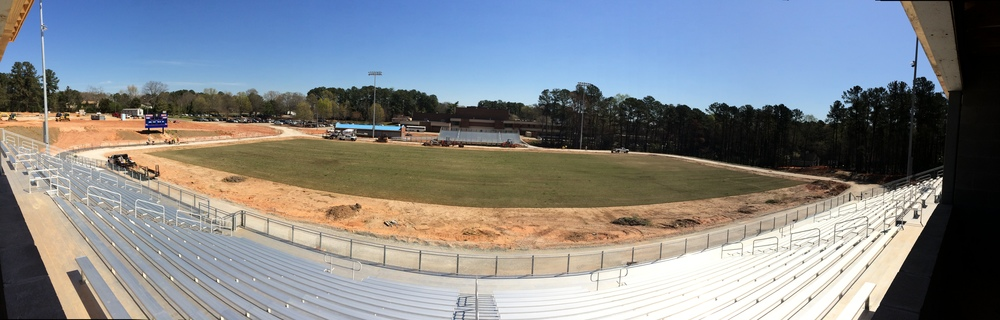 Athens Drive HS Athletic Stadium