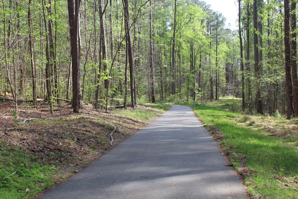 Leesville Park Greenway