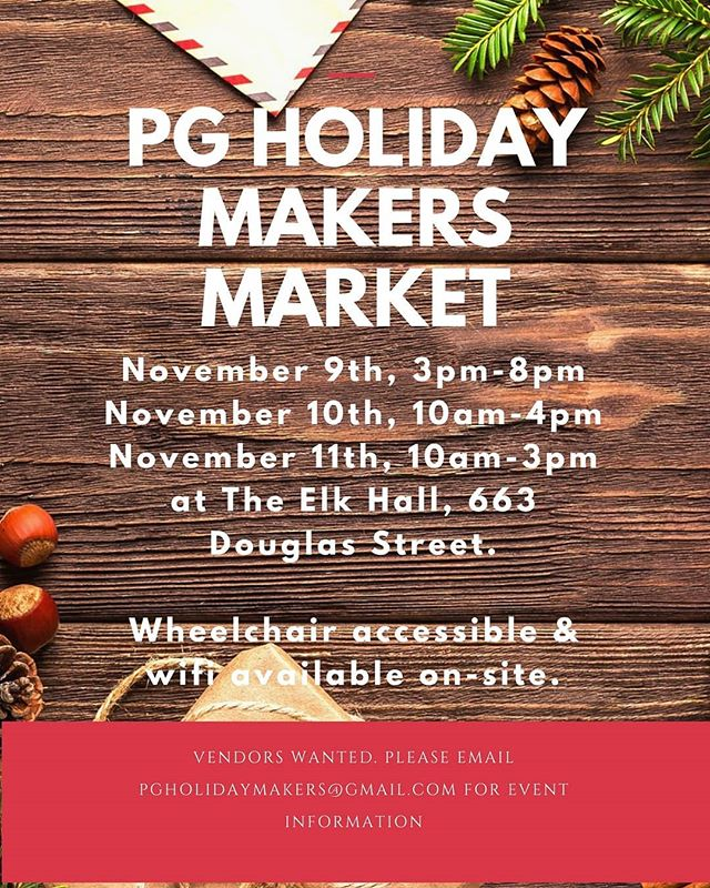 We'll be at this market in #princegeorge in November. If you or some buddy you love is on the hunt for a new bag or fresh tee swing by!! @craftmarket #sellingchalkbags #chalkbags #climbing #climb #climbinggear #climbinglife #logotees #yogastufftoo #yogastuff #princegeorge