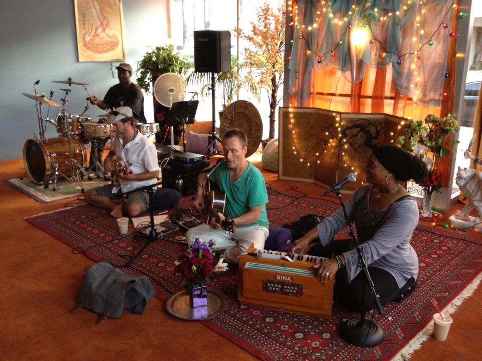 Kirtan w/Girish band