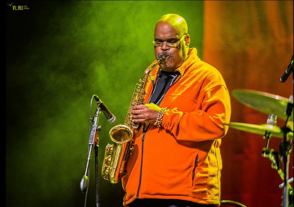 Bobby Bryant in Vladivostock 2015
