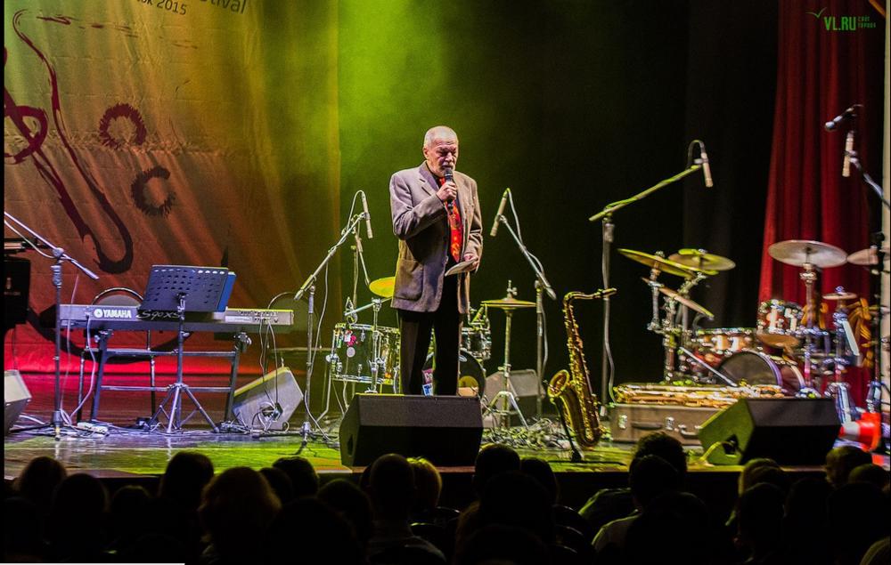 XII Vladivostock Jazz Festival 2015