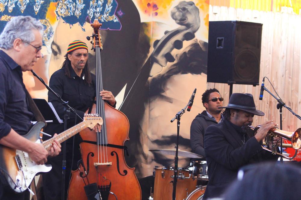 Marcus Miller Ensemble @WGSAC