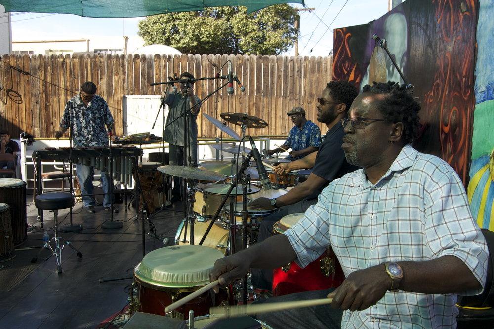 Project World Drum @ WGSAC 2011