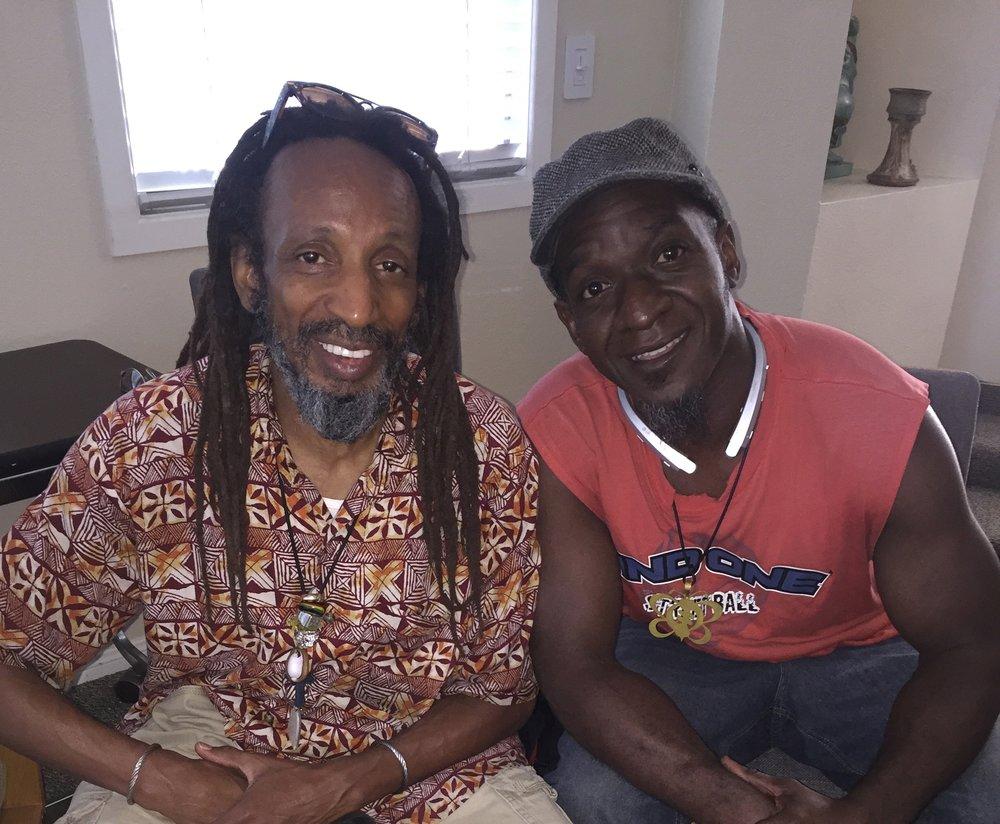 Jah Amen Mobley & Marcus