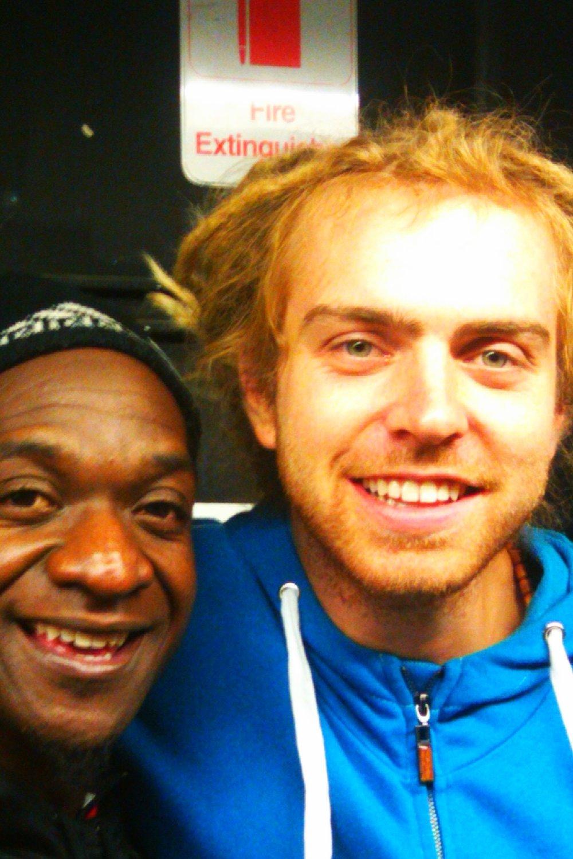 Marcus & Trevor Hall
