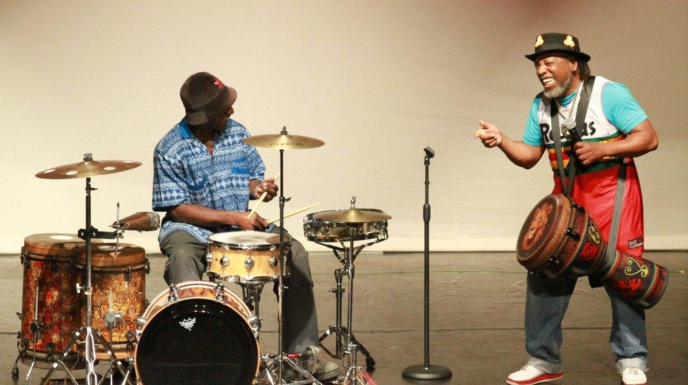 Marcus & Leon @ LWDT