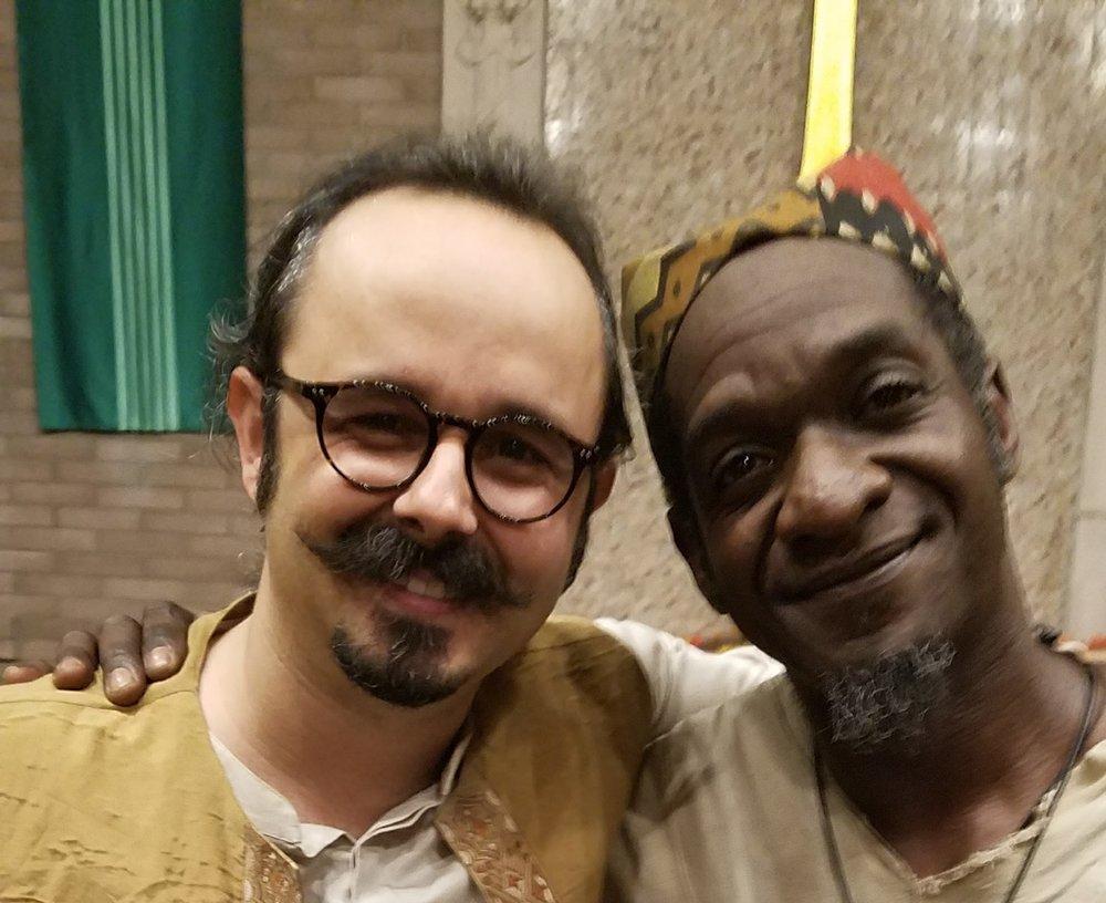 Mehdi & Marcus