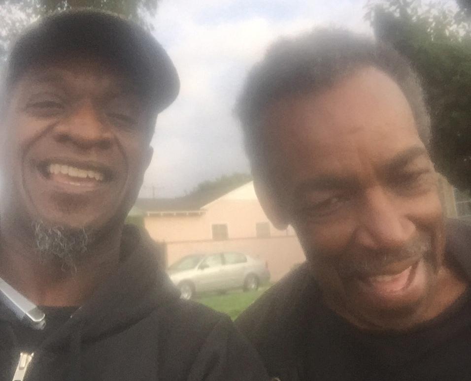 Marcus & Otis O'Solomon [Watts Prophets]