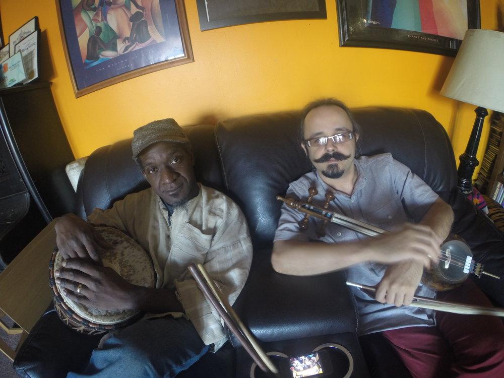 Marcus & Mehdi Bagheri