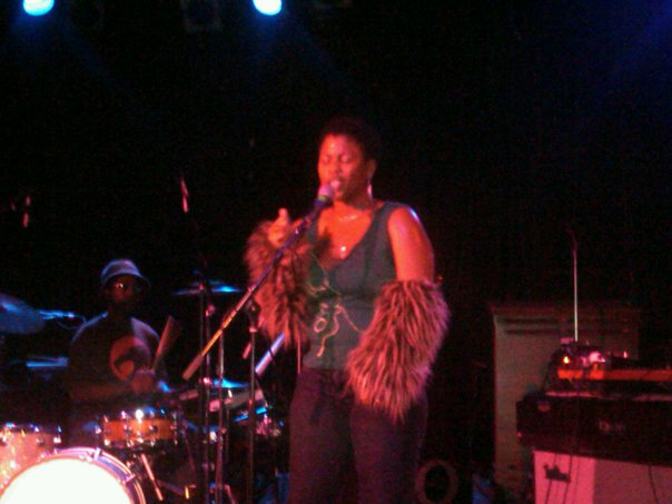 Sonja Marie & Marcus @ the Roxy