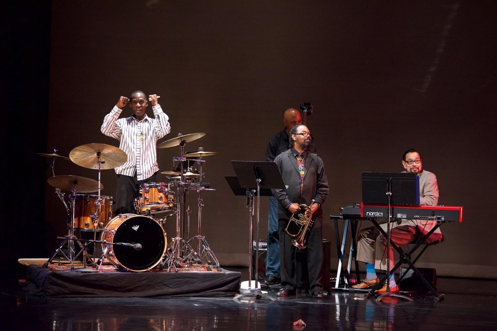 Marcus Miller ensemble in Los Angeles