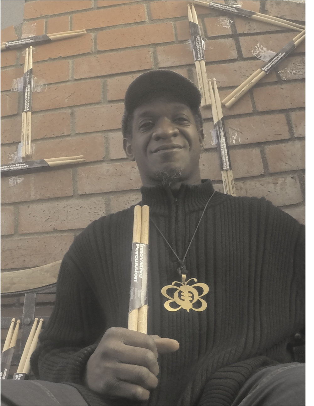 Innovative Percussion endorsement artist