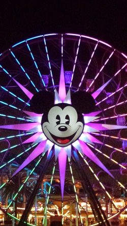 Mickey Mouse California Screamin