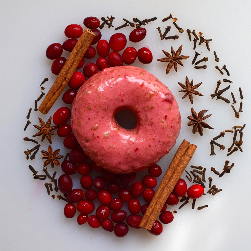 Cranberry Spice - (Instagram Link)