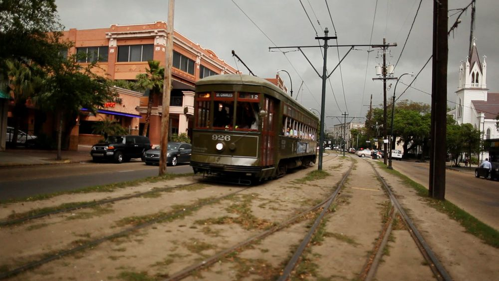 We're partial to streetcars what can we say :).