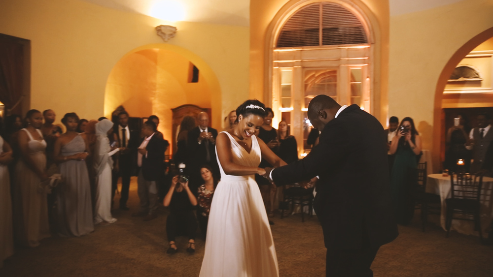 First Dance - Bride Film