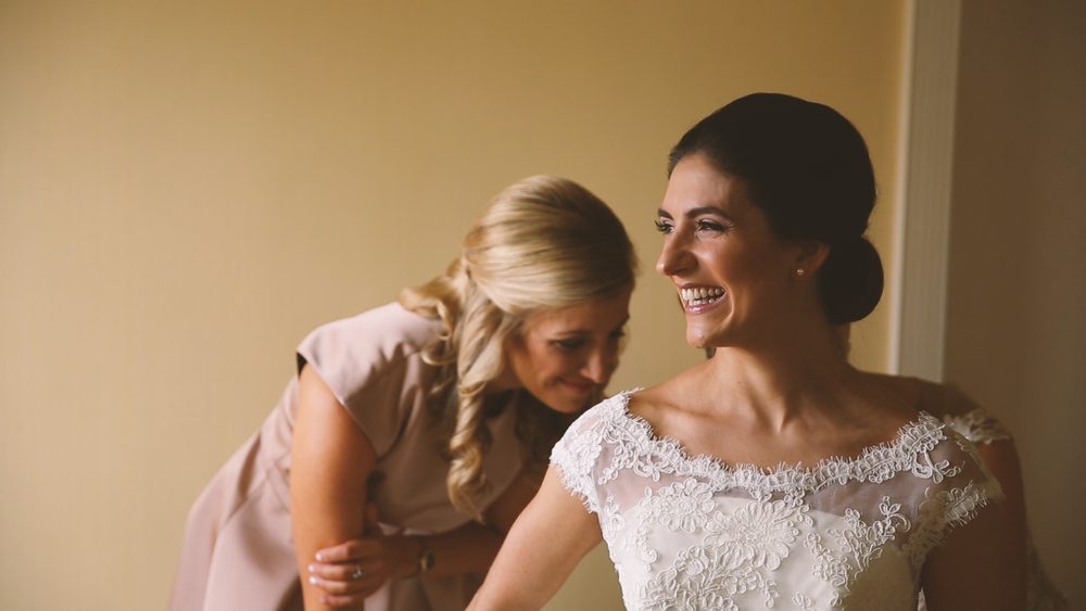We love capturing these sweet moments before the main event.