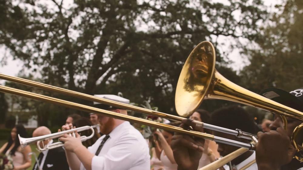 Trombone - Bride Film