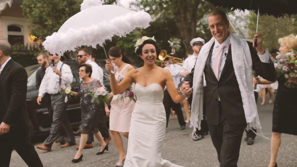 Audubon Park - Bride Film
