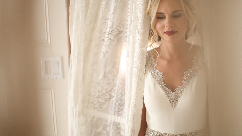 We love the details of this neckline!