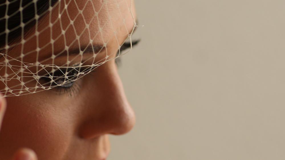 Birdcage Veil - Bride Film