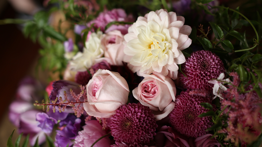 Flowers - Bride Film