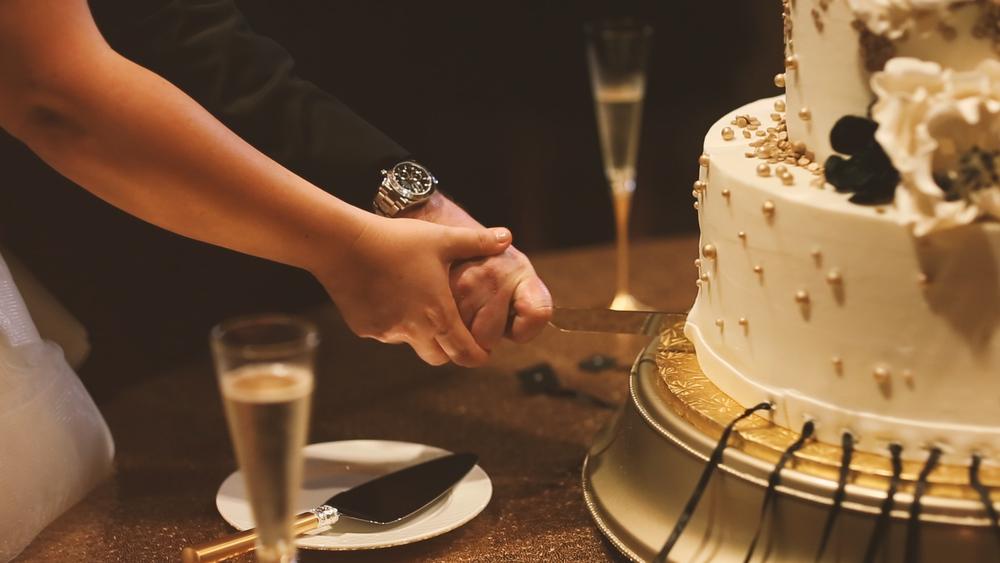 Cake - Bride Film