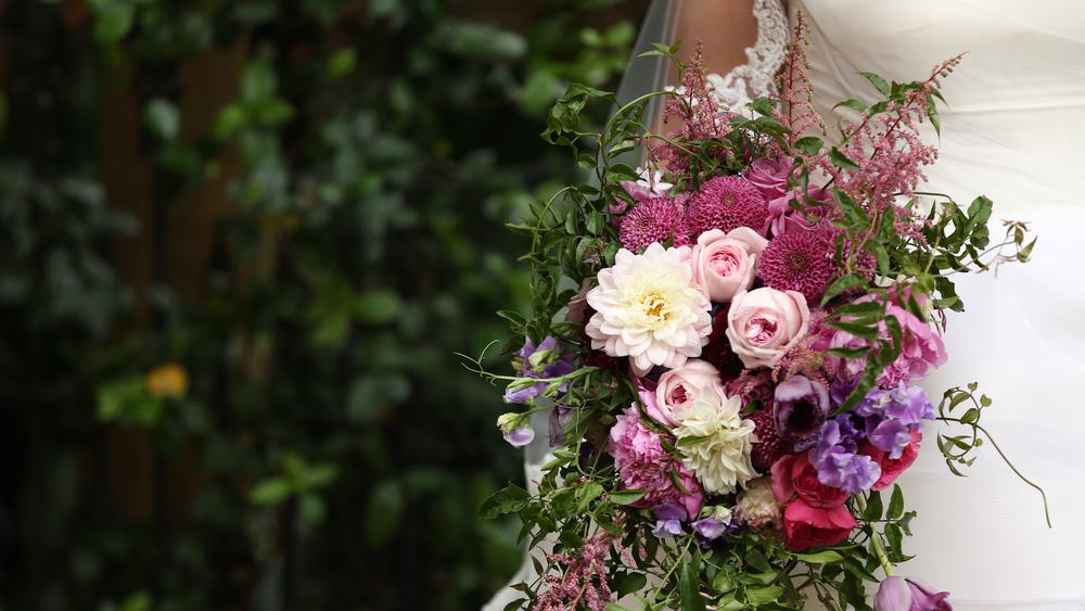 Bride Bouquet - Bride Film