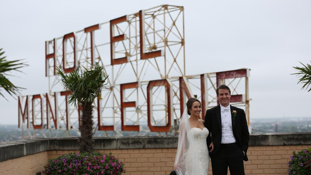 Hotel Monteleone - Bride Film