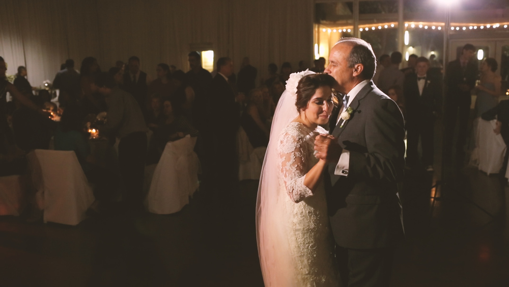 Father Daughter Dance - Bride Film
