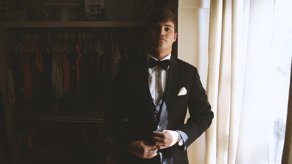 Classic Tuxedo - Bride Film