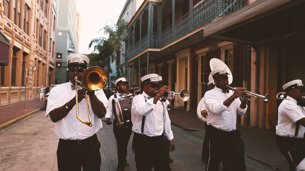 Kinfolk Brass Band - Bride Film