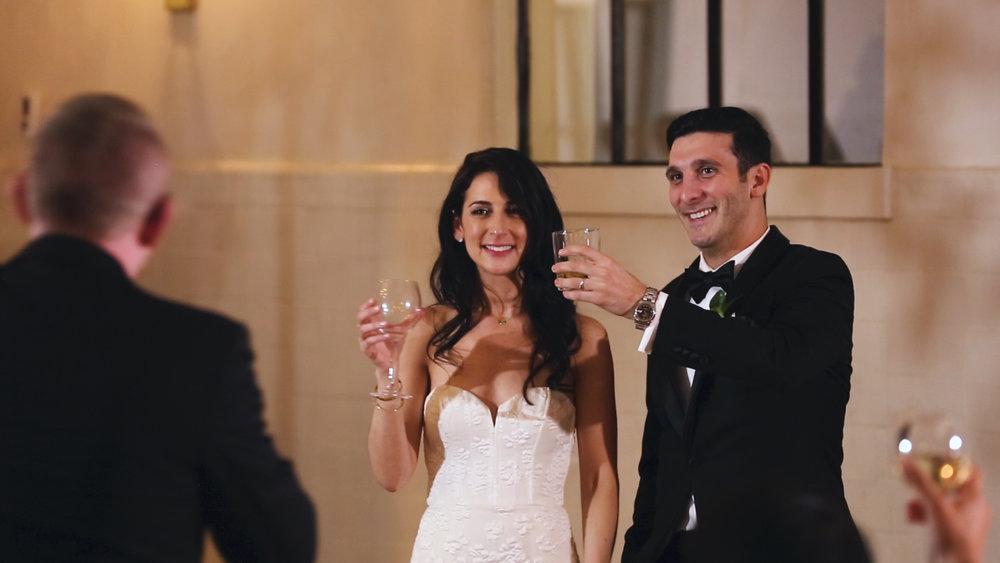 Speeches - Bride Film