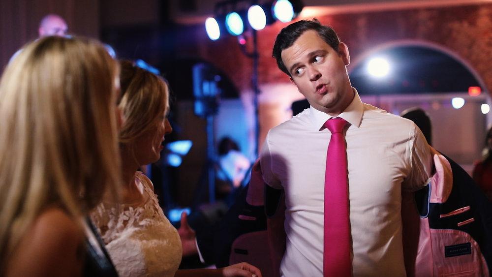Pink Tie - Bride Film