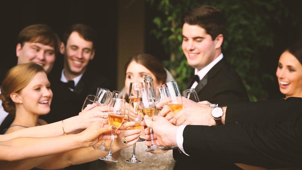 Wedding Toast - Bride Film