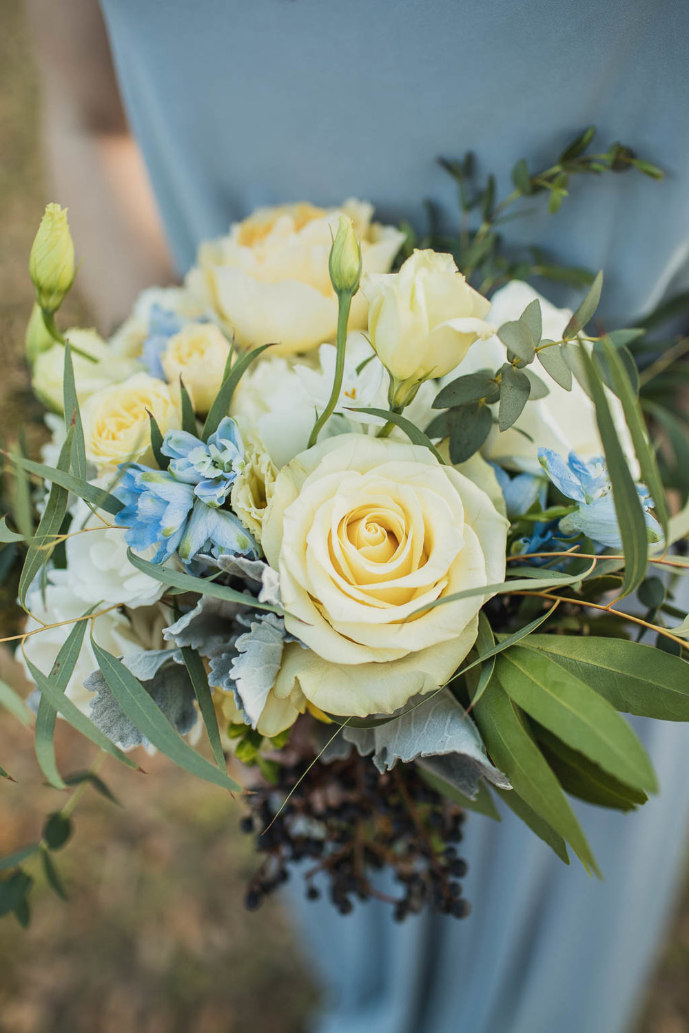 Wedding Bride Bouquet - New Orleans
