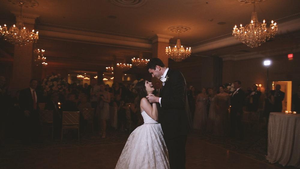 Hotel Monteleone Wedding First Dance - Bride Film