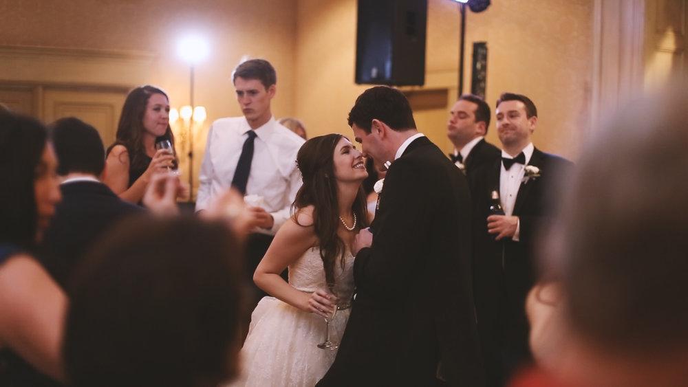 Hotel Monteleone Wedding Video First Dance - Bride Film