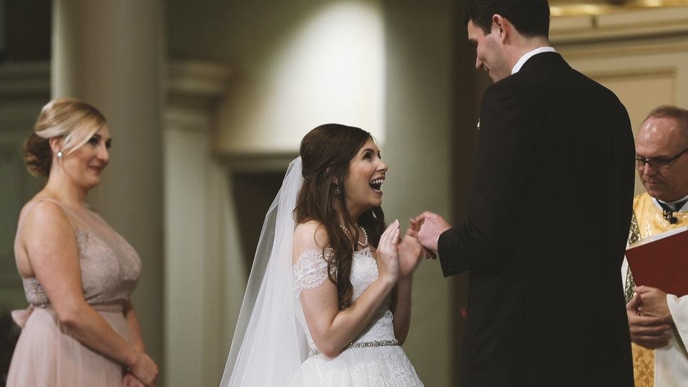 St. Louis Cathedral Wedding Video - Bride Film