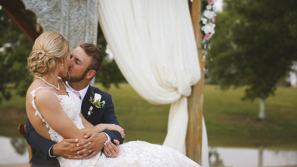 Amanda and Hayden_The White Magnolia Farm Weddings_New Orleans videographer_farm outdoor wedding