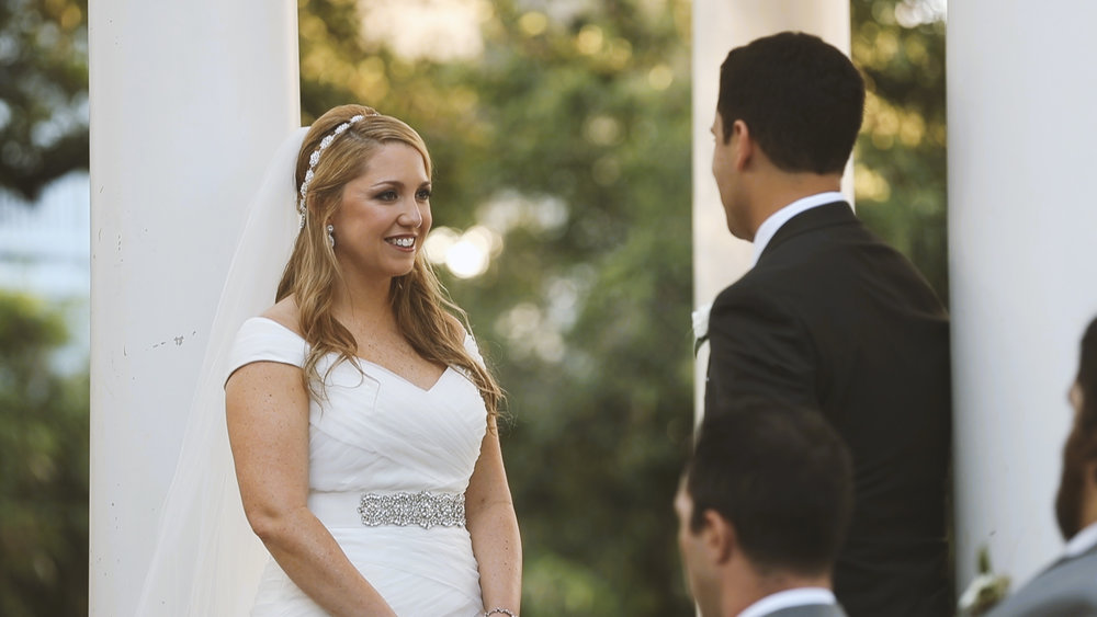 Elms Mansion Wedding Vows - Bride Film