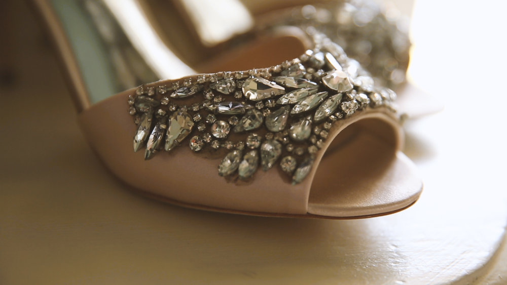 Wedding Shoes - Bride Film