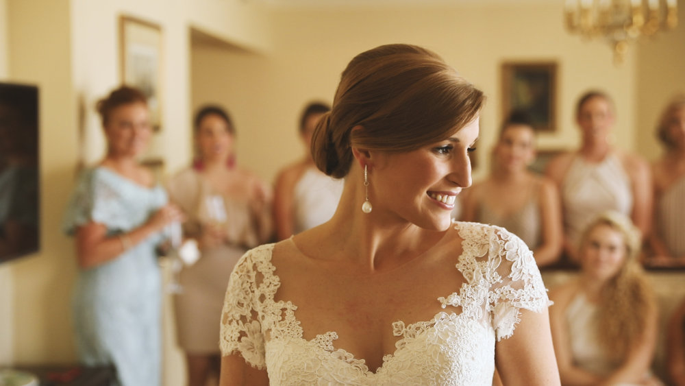 Audubon Clubhouse Wedding - Bride Film