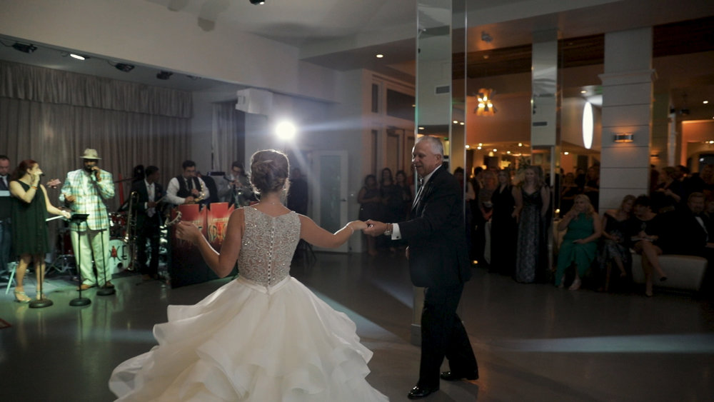 New Orleans Wedding Videography_Marianne and Clark_First Dance with dad